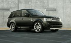 2011 Land Rover Range Rover Sport Photo 3