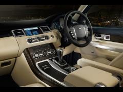 2011 Land Rover Range Rover Sport Photo 4
