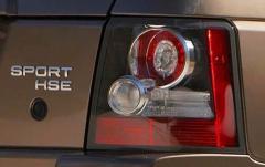 2011 Land Rover Range Rover Sport exterior