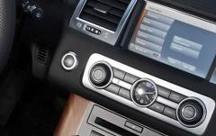 2011 Land Rover Range Rover Sport interior