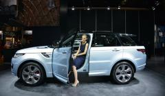 2015 Land Rover Range Rover Sport Photo 3