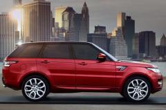 2015 Land Rover Range Rover Sport exterior