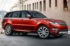 2016 Land Rover Range Rover Sport exterior