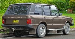 1990 Land Rover Range Rover Photo 2