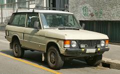 1990 Land Rover Range Rover Photo 3