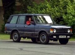 1990 Land Rover Range Rover Photo 4