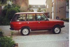 1990 Land Rover Range Rover Photo 5