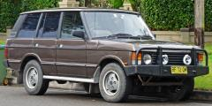 1990 Land Rover Range Rover Photo 6