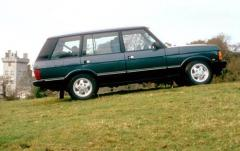 1990 Land Rover Range Rover exterior