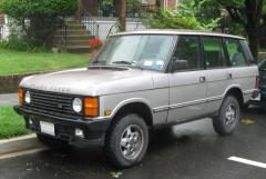 1991 Land Rover Range Rover Photo 1