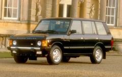 1992 Land Rover Range Rover exterior