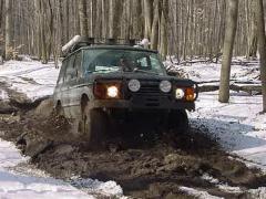 1993 Land Rover Range Rover Photo 2