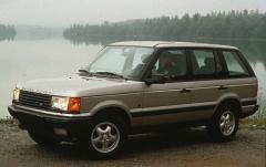 1996 Land Rover Range Rover exterior