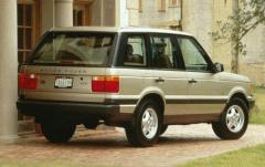 1997 Land Rover Range Rover exterior