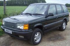 2001 Land Rover Range Rover Photo 1