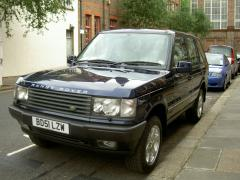 2002 Land Rover Range Rover Photo 1