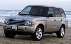 2003 Land Rover Range Rover Photo 1