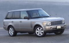 2004 Land Rover Range Rover exterior