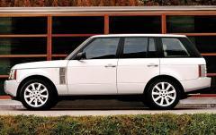 2006 Land Rover Range Rover exterior