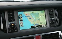 2006 Land Rover Range Rover interior