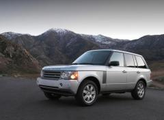 2007 Land Rover Range Rover Photo 1