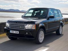 2008 Land Rover Range Rover Photo 1
