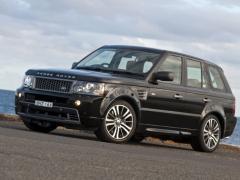 2009 Land Rover Range Rover Photo 1