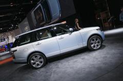2015 Land Rover Range Rover Photo 5