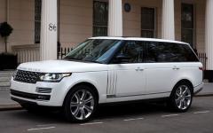 2015 Land Rover Range Rover Photo 1