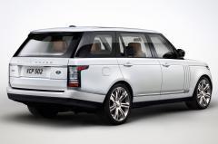 2015 Land Rover Range Rover exterior