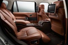 2015 Land Rover Range Rover interior