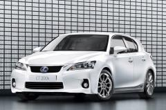 2012 Lexus CT 200h Photo 1