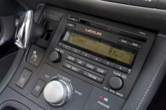 2013 Lexus CT 200h interior