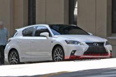 2014 Lexus CT 200h Photo 1