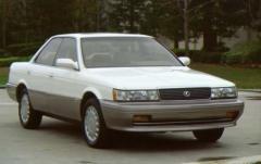 1991 Lexus ES 250 exterior