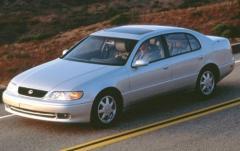 1996 Lexus GS 300 exterior