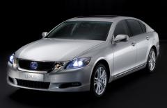 2008 Lexus GS 450h Photo 1