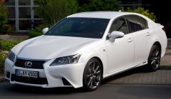2011 Lexus GS 450h Photo 1