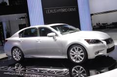 2013 Lexus GS 450h Photo 6