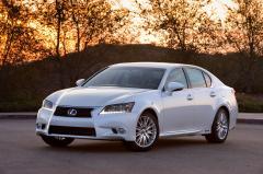 2014 Lexus GS 450h Photo 1