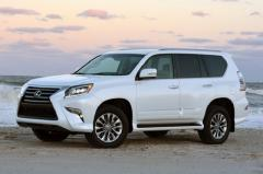 2016 Lexus GX 460 Photo 1