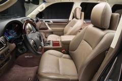 2018 Lexus GX 460 interior