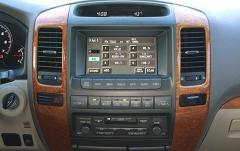 2003 Lexus GX 470 interior