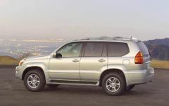 2003 Lexus GX 470 exterior
