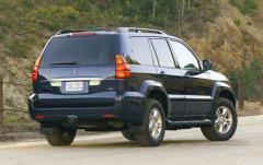 2005 Lexus GX 470 exterior