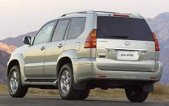 2006 Lexus GX 470 exterior