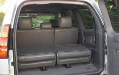 2007 Lexus GX 470 interior