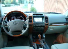 2007 Lexus GX 470 Photo 2