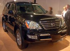 2008 Lexus GX 470 Photo 3