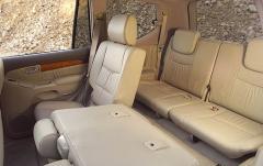 2008 Lexus GX 470 interior